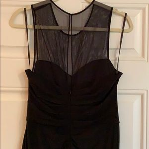 Vera Wang Dresses - Vera Wang Size 8 Formal Black Dress